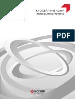 Net Admin Installation Guide DE