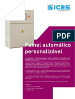 Painel Automatico Personalizavel - SICES