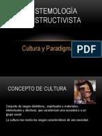 Presentación Cultura y Paradigmas