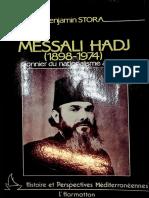 مكتبة نور مصالي الحاج تأليف بنجامين ستورا 2