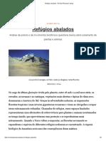 Refúgios abalados _ Revista Pesquisa Fapesp