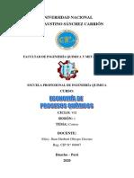 1 PDF Costos - Economia de Procesos Quimicos