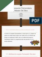 Corporación Universitaria Minuto De Dios etica 6