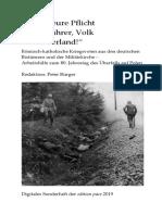 Katholische Bischöfe und der Hitlerkrieg