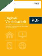 Digitale Vereinbarkeit