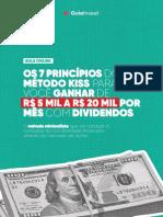 Apostila completa - 7 princípios do Método KISS
