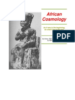 African-Cosmology