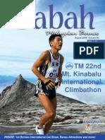 Sabah Malaysian Borneo Buletin August 2008