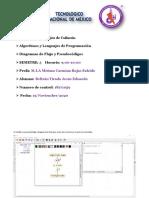 Diagramas de Flujo y Pseudocódigos