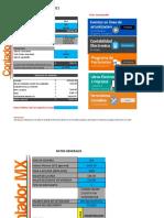 Calculadoras Ispt Imss e Infonavit Asalariado 2021 (UMA)