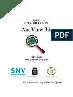 SIG PC CHO Curso ArcView Basico