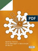 Apostila Técnica Curso Montagem e Manutenção de Micros