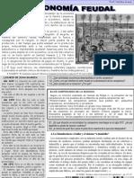 Ficha economía feudal