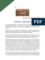 PCP - Viva el 1° de mayo
