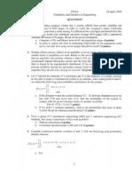 ENGR 371 Final Exam April 2006