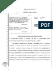 Orden de Arresto Alvaro Villagran