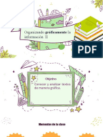 Organizar gráficamente la información II