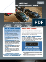 2010 F350 Towing Guide