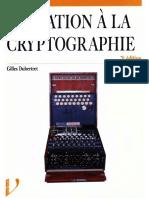 Initiation La Cryptographie