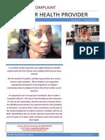 Factsheet Standard