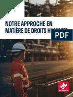 French Human Rights Fact Sheet