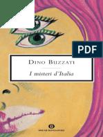 I misteri d'Italia by Buzzati, Dino