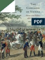 Brian E. Vick - The Congress of Vienna_ Power and Politics After Napoleon-Harvard University Press (2014)