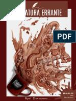 REVISTA LITERATURA ERRANTE - 3ª Edição