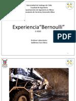 Bernoulli 2S-2020