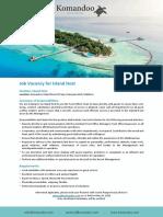 Vacancy Ad - Island Host (6)
