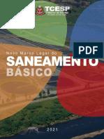 TCESP - Novo mardo legal do saneamento básico