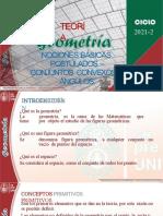 Clase 1 - 2021-1 - NOCIONES B. - CONJUNTOS C.(GEOMETRIA) (1)-convertido