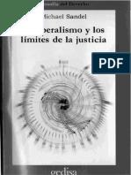 El Liberalismo y Los Limites de La Justicia by Michael J. Sandel (Z-lib.org) (2)