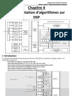 Chapitre 4 Implementation Dalgorithme Sur DSP TMS