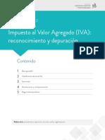 2 IMPUESTO DE VALOR AGREGADO IVA. RECONOCIMIENTO Y DEPURACION