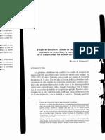 Manuel Iturralde, Estado de derecho vs. Estado de emergencia