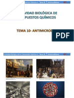 Tema10-Antimicrobianos2021