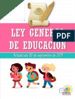 Ley General de Educación (1)