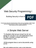 Web_Security_Programming_I