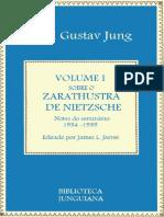 Seminarios Sobre o Zarathustra - Vol 1 - Carl Gustav Jung