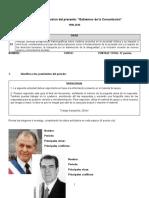 4°Medio Comprensión del Presente - Gobiernos de la Concertación