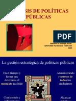 Analisis de politicas publicas MOdelo