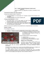 Lezione 05 - Sistematica I - Cardiologia