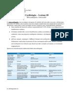 Lezione 09- Cardiologia