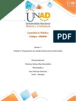 Anexo 1. Preparacion Estados Financieros Intermedios