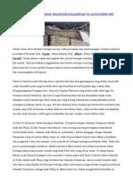 Penyelewengan Sejarah Iskandar Zulkarnaen