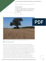 Impronta ambiental de la agricultura de granos en Argentina_ revisando desafíos propios y ajenos _ CienciaHoy