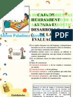 Caja de Herramientas para el desarrollo de la evaluacion Diagnostica. Seccion 2. Area de lengua y literatura