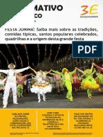 Informativo Eletrônico Edição MAIO - JUNHO