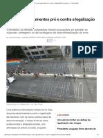 A Guerra de Argumentos Pró e Contra a Legalização Da Maconha — CartaCapital
